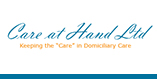 CARE AT HAND logo