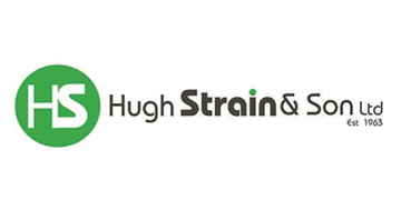 Hugh Strain & Son Ltd* logo