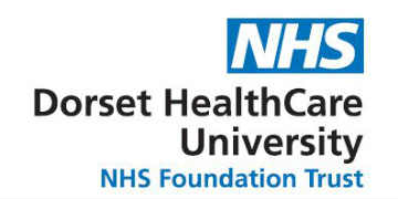 Dorset Healthcare University N logo