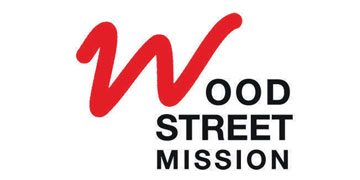 Wood Street Mission* logo