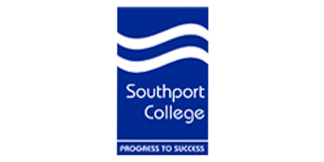 Southport College* logo