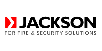 Jackson Fire and Security logo