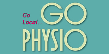 Go Physio Ltd logo