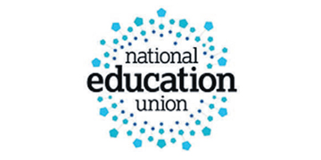 National Education Union* logo