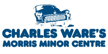 Charles Wares Morris Minor logo