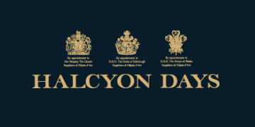 HALCYON DAYS logo