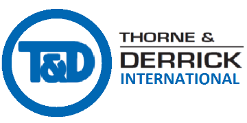 Thorne and Derrick logo