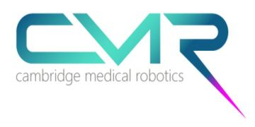 Cambridge Medical Robotics logo