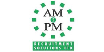 AM 2 PM Recruitment Solutions Ltd logo