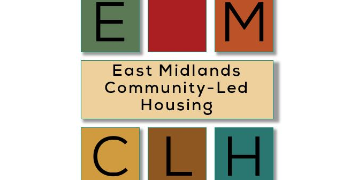 East Midlands Community Led Housing logo