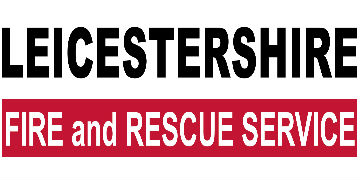 Leicester Fire And Rescue Service logo