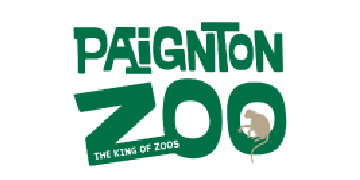 Paignton Zoo Environmental Park	 logo
