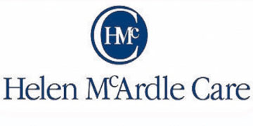 Helen McArdle Care* logo
