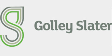 Golley Slater Wales logo