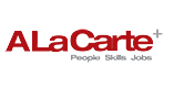 A LA CARTE RECRUITMENT logo