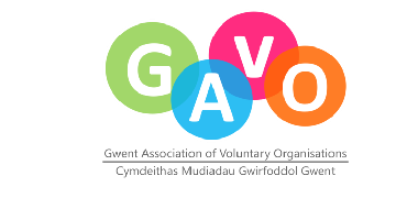 Gwent Association of Voluntary Organisations logo
