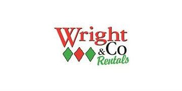 Wright & Co (rentals) logo
