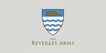 The Beverley Arms  logo