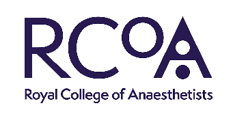 The Royal College of Anaesthetists logo