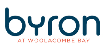 Byron at Woolacombe logo