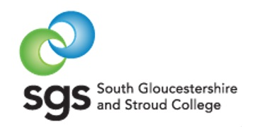 South Gloucestershire & Stroud College logo