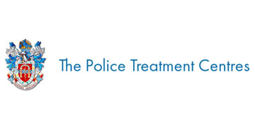 The Police Treatment Centres* logo