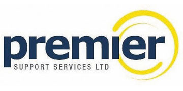 Premier Support Services Ltd* logo