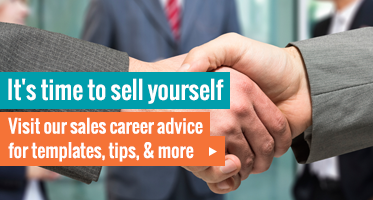 sales career advice