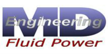 M D ENGINEERING FLUID POWER LIMITED logo