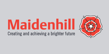 Maidenhill School logo