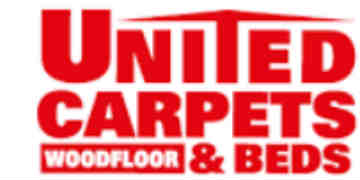 United Carpets  logo