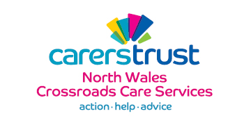 Carers Trust North Wales Crossroads Care Services* logo