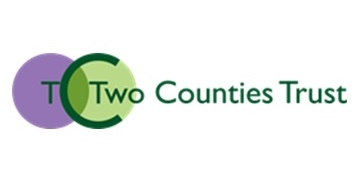 The Two Counties Trust logo