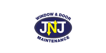 JOHNSTON JOINERS WINDOW & DOOR MAIN logo