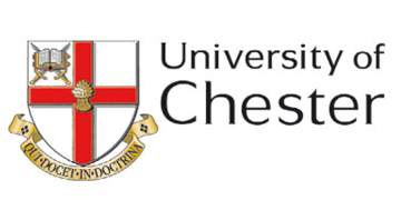 University of Chester* logo
