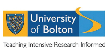 University of Bolton* logo