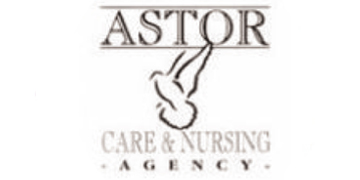 Astor Care & Nursing Agency* logo