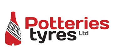 POTTERIES TYRES LTD logo