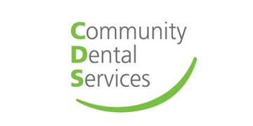 Community Dental Services CIC logo