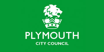 Plymouth County Council logo