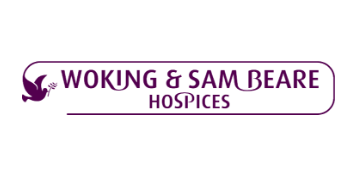 Woking & Sam Beare Hospices logo