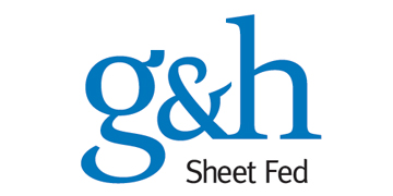 G&H Sheet Fed Ltd* logo