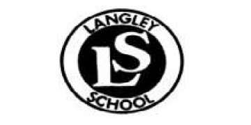 Langley School logo