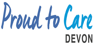 Proud To Care Devon logo