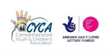CARMARTHENSHIRE YOUTH & CHILDRENS logo