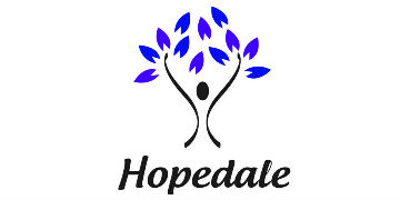 Hopedale Children & Family Service logo