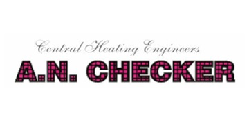 A.N. CHECKER logo