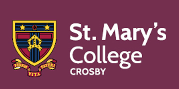 St Mary's College* logo