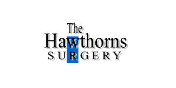 THE HAWTHORNS SURGERY logo