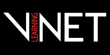 V Learning Net logo